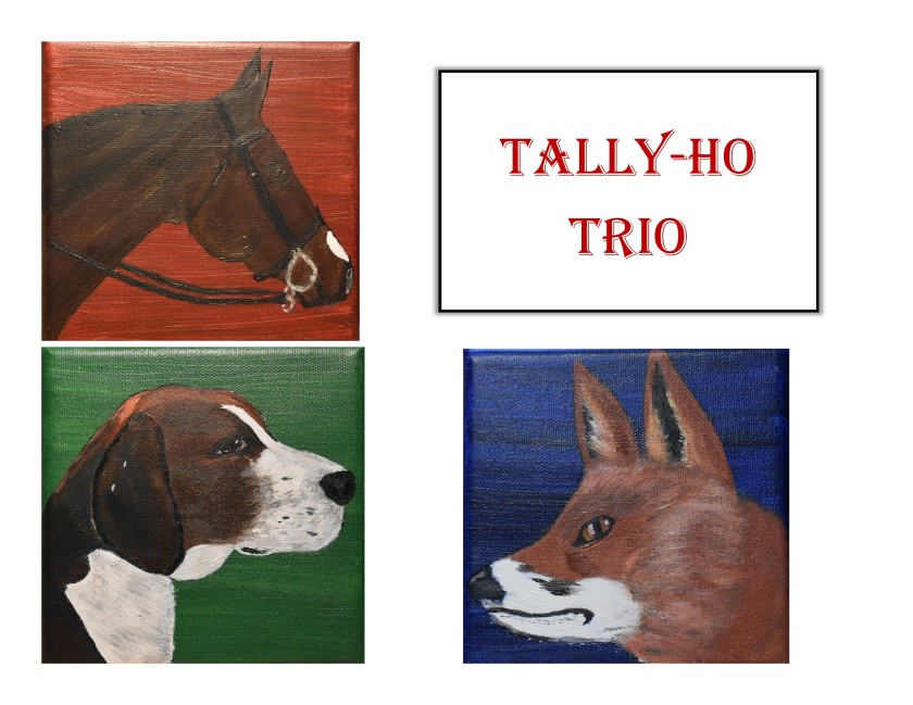 Tally Ho Trio